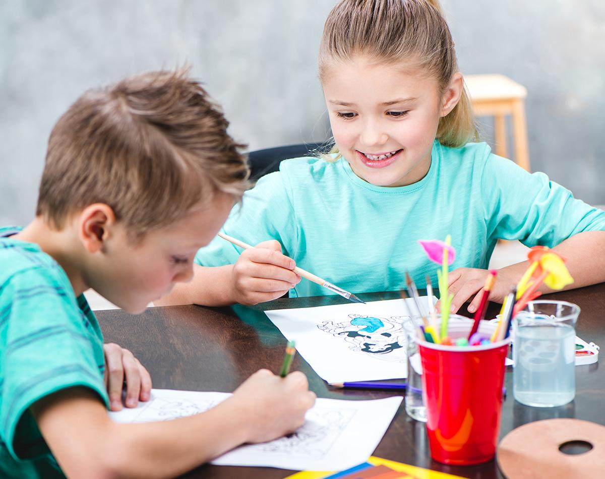 Курсы английского для детей, языковый курсы для детей, курсы иностранных языков летом